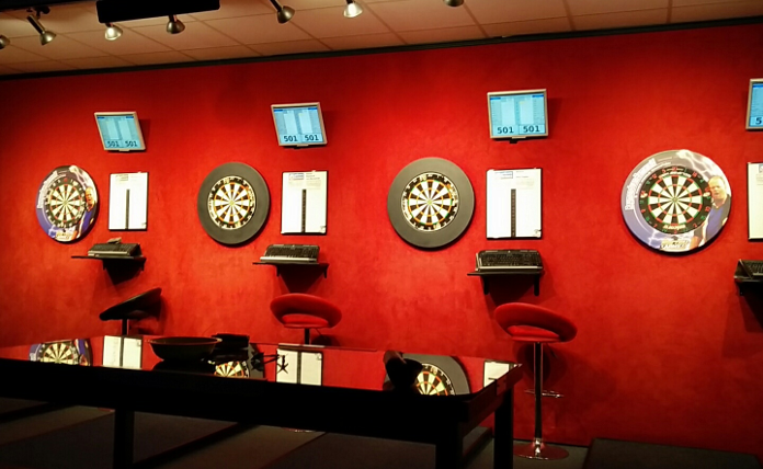 Dartboards im House of Darts